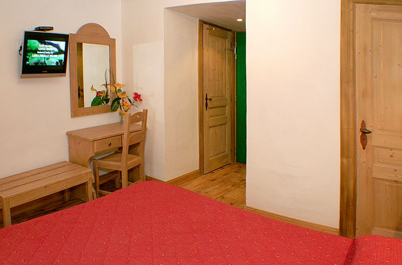Les chambres double h tel l 39 angival - Chambres d hotes bourg saint maurice ...