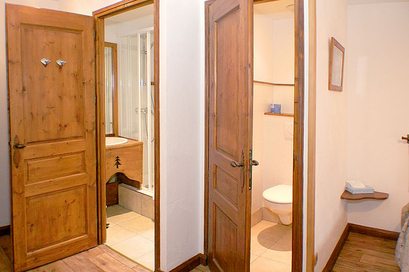 Les chambres twin h tel l 39 angival - Chambres d hotes bourg saint maurice ...